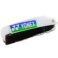 Сетка для бадминтона YonexAC141EXВашему вниманию предлагается профессиональная сетка для игры в бадминтон Yonex. Характеристики: Размер сетки: 155 см х 600 см. Размер упаковки: 8 см х 8 см х 34 см. Производитель: США. Изготовитель: Тайвань. Артикул: AC141EX.