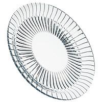 Тарелка Glamour, диаметр 32 см68007Тарелка Glamour, выполненная из хрусталина, сочетает в себе изысканный дизайн с максимальной функциональностью. Она придется по вкусу и ценителям классики, и тем, кто предпочитает утонченность и изящность. Тарелка Glamour украсит сервировку вашего стола и подчеркнет прекрасный вкус хозяина, а также станет отличным подарком. Посуда серии F&D из хрусталина - новое направление компании Pasabahce. Хрусталин - это хрусталь на основе оксида бария без содержания окиси свинца. Хрусталин обладает всеми свойствами классического хрусталя.