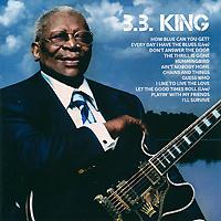 B.B. King. Icon