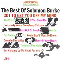 Solomon Burke. The Best Of Solomon Burke (LP)