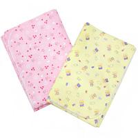 Комплект пеленок Фреш Стайл, 130 см х 90 см, 2 шт. 21-9021-90_Комплект пеленок Фреш Стайл состоит из 2 пеленок с веселыми рисунками. Пеленка - это простая, удобная, привычная и доступная одежда для новорожденного. Пеленки изготовлены из 100% хлопка с небольшим начесом. Пеленки легкие и воздушные и хорошо вентилируются, а их приятный рисунок, несомненно, понравится малышу и привлечет его внимание. Новорожденному малышу для стимулирования развития необходимо постоянно испытывать тактильные ощущения, ощущать прикосновения к коже. Новорожденный ребенок попадает в огромное для него свободное пространство, которое намного больше привычного для него. И пеленание помогает ребенку адаптироваться к большому пространству вокруг него. Характеристики: Материал: 100% хлопок. Размер: 130 см х 90 см.