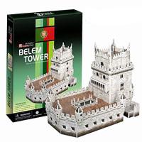 CubicFun Башня Белен, 46 элементов