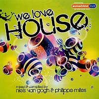 We Love House (2 CD) 2011 Audio CD