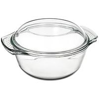 Кастрюля Unit из закаленного стекла, 2,8 лUCW-5102/28С кастрюлей Unit, выполненной из закаленного стекла, вы всегда будете готовить вкусную и полезную пищу. Посуда из закаленного стекла обладает замечательными гигиеническими свойствами. Стекло совершенно инертно к любой пище и не дает никаких посторонних привкусов и запахов. Посуда торговой марки Unit функциональна и универсальна, изысканный дизайн и эргономичность в использовании превратят будничную обязанность в настоящее удовольствие и подвигнут вас на создание настоящих кулинарных шедевров. Основные достоинства предлагаемой кастрюли: посуда из закаленного стекла не поддается образованию накипи; в этой посуде можно хранить готовое блюдо; можно использовать в микроволновой, конвекционной печи и духовке; подходит для хранения продуктов в холодильнике и морозильной камере; можно мыть в посудомоечной машине; устойчива к температурам от -30°C до +250°C; идеально подходит для сервировки стола. Характеристики: Материал:...