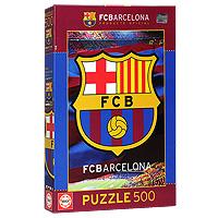 ФК Барселона. Пазл, 500 элементов