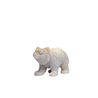 Статуэтка Медведь. Халцедон, House of Faberge, 90-е гг. ХХ века