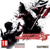 Capcom Entertainment Inc. Resident Evil: The Mercenaries 3D