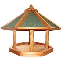 Кормушка для птиц Triol. BHW1017BHW1017Кормушка для птиц, выполненная из дерева, представляет собой небольшой подвесной домик. Такая кормушка будет отлично смотреться в вашем саду. Уважаемые клиенты! Товар поставляется в разобранном виде. Характеристики: Материал: дерево. Размер кормушки: 43,7 см х 43,7 см х 39,5 см. Размер упаковки: 32 см х 35 см х 12 см. Производитель: Китай. Артикул: BHW1017.