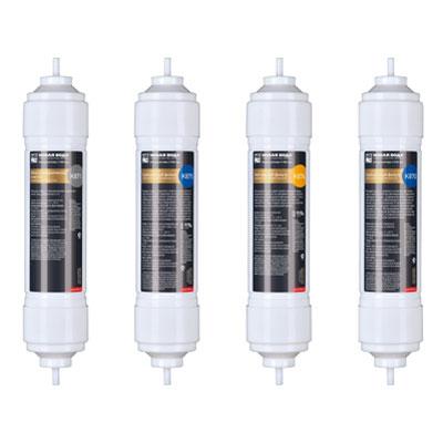 Набор сменных фильтрующих элементов Новая Вода для многоступенчатой системы очистки воды Expert. К683К683Набор картриджей K683 для фильтров Expert М310. Подходит также для замены фильтрующих элементов с одновременной модернизацией фильтров Expert моделей М300, М305. Фильтр механической очистки K871 - очищает воду от механических примесей. Снижает цветность и мутность воды. Состав: нетканый полипропилен 5 мкм. Сорбционный фильтр K875 - очищает воду от широкого спектра органических и неорганических растворенных примесей, устраняет неприятный запах, улучшает вкус воды. Используемая специальная технология гранулирования активированного угля предотвращает выброс в отфильтрованную воду адсорбированных ранее загрязнителей. Запатентованная технология InVorTex® гарантирует улучшенное качество очистки воды и продленный ресурс. Состав: гранулированный активированный уголь из скорлупы кокосового ореха с добавлением серебра (SIGAC). Умягчающий фильтр K876 - умягчает пищевую воду, устраняет накипь на нагревательных элементах бытовых приборов. Улучшает вкус воды....