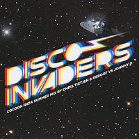 Chris Tietjen & Reboot VS Johnny D. Cocoon Ibiza Summer Mix (2 CD) 2011 2 Audio CD