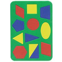 Бомик Пазл для малышей Бомбик108Мягкая мозаика Бомбик выполнена в виде яркой рамки, на которой расположены 11 разноцветных геометрических фигур. Мозаика изготовлена из мягкого, прочного материала, который обеспечивает большую долговечность и является абсолютно безопасным для детей. Мягкая мозаика развивает у ребенка память, воображение, моторику, пространственное и логическое мышление, знакомит с простыми геометрическими фигурами, развивает цветовое восприятие. Обучение происходит прямо во время игры! Характеристики: Размер мозаики: 21 см х 14,5 см.