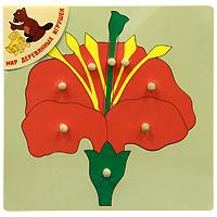 Деревянный пазл Цветок, 8 элементовР 85Пазл Цветок - первый пазл вашего малыша. Пазл представляет собой деревянную основу с вынимающимися элементами, при помощи которых ребенок получит изображение цветка. Пазл - одна из самых доступных игрушек, развивающих логическое мышление, внимание, память, воображение. Такие чудо-картинки очень полезны для развития мышления и познавательных способностей ребенка. По мнению психологов, игра в пазлы способствует развитию образного и логического мышления, произвольного внимания, восприятия, в частности, различению отдельных элементов по цвету, форме, размеру; учит правильно воспринимать связь между частью и целым; развивает мелкую моторику рук. Характеристики: Размер основы: 24 см х 24 см х 1 см.