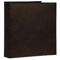 "Durable Визитница ""Visifix"", на 400 визиток, цвет: коричневый"