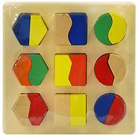 Развивающая игра Большие половинкиД057Развивающая игра Большие половинки займет внимание вашего малыша надолго. Игра состоит из деревянного основания с углублениями для фигурок в форме шестиугольника, круга и квадрата и 18 цветных элементов, к которым нужно найти половинки. Верно подобрав половинку, ребенок получит одну из фигур. Ребенку будет весело искать пары, а затем распределять полученные фигурки по своим местам в основании.