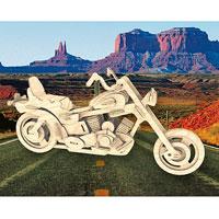 Сборная деревянная модель Харлей ДевидсонП019Сборная деревянная модель Харлей Девидсон позволит вам и вашему ребенку собрать объемную деревянную конструкцию в виде мотоцикла марки Harley Davidson. Модель для сборки развивает мелкую моторику, интеллектуальные способности, воображение и конструктивное мышление, тренирует терпение и усидчивость. Модель выполнена из экологически чистой древесины.