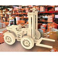 Сборная деревянная модель Автокар. П024П024Сборная деревянная модель Автокар позволит вам и вашему ребенку собрать объемную деревянную конструкцию в виде автокара. Модель для сборки развивает мелкую моторику, интеллектуальные способности, воображение и конструктивное мышление, тренирует терпение и усидчивость. Модель выполнена из экологически чистой древесины.