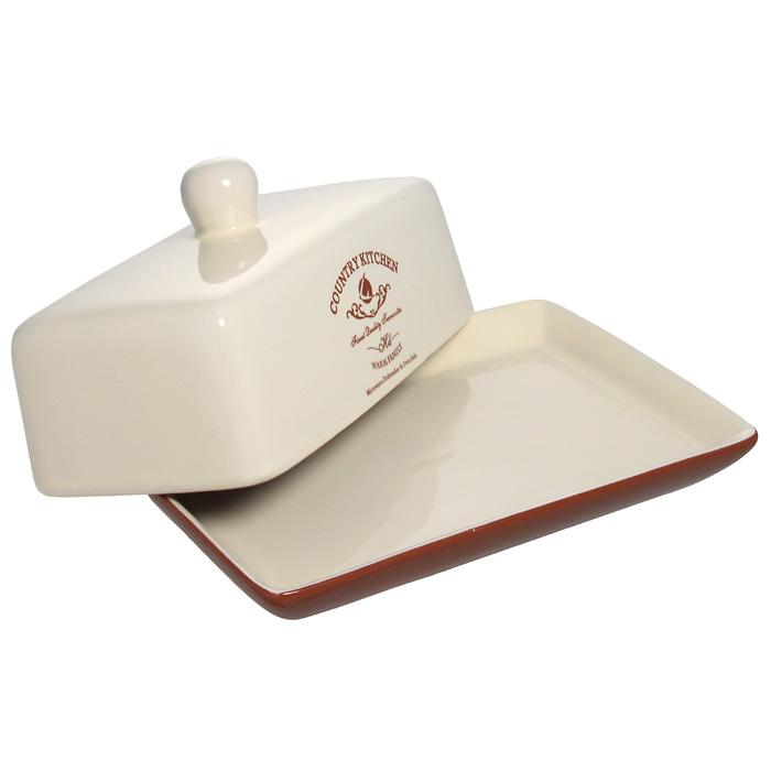 Масленка Terracotta Кухня в стиле Кантри TLY288-CK-AL