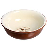 Салатник Terracotta Кухня в стиле Кантри 17,5 см TLY308-5-CK-ALTLY308-5-CK-ALСалатник Кухня в стиле Кантри изготовлен из жаропрочной керамики и покрыт высококачественной глазурью. Он способен не только украсить ваш дом, но так же пополнить вашу коллекцию. Данная посуда идеально подходит для выпечки, приготовления различных блюд и разогревания пищи в духовом шкафу или микроволновой печи. Может использоваться для хранения продуктов, в том числе в холодильнике. Характеристики: Материал: керамика. Диаметр салатника: 17,5 см. Высота салатника: 6,5 см. Размер упаковки: 18 см х 17,7 см х 7 см. Производитель: Италия. Изготовитель: Китай. Артикул: TLY308-5-CK-AL. Торговая марка Terracotta - это коллекции разнообразной посуды для сервировки стола, хранения продуктов и приготовления пищи из жаропрочной керамики, покрытой высококачественной глазурью. Изделия Terracotta идеально подходят для выпечки, приготовления различных блюд и разогревания пищи в духовом шкафу или микроволновой печи. Может использоваться для...