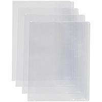 Обложка для тетрадей и дневников Panta Plast, 5 шт05-5140-2Прозрачная обложка для тетрадей Panta Plast защитит поверхность тетради или дневника от изнашивания и загрязнений. Характеристики: Размер обложки: 34,5 см x 21 см. Толщина обложки: 0,1 мм.