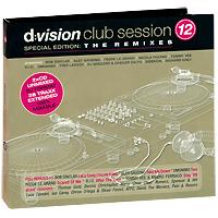 D:Vision Club Session. Vol. 12 (2 CD) 2010 2 Audio CD