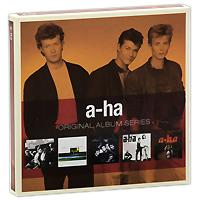 A-Ha. Original Album Series (5 CD)