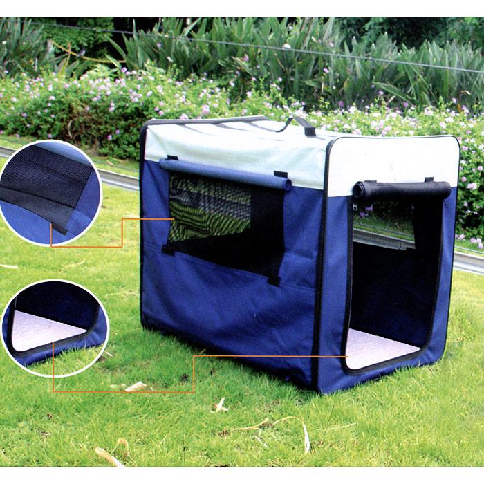 Дом-тент для собак, 79 см х 53,5 см х 66 смDCC1047LДом-тент идеален для использования в помещении или на улице. Запатентованная конструкция дает возможность легко и быстро собрать дом. Такой дом-тент - это лучший выбор для ваших четвероногих друзей! Дом-тент вложен в удобную сумку-чехол, закрывающуюся на застежку-молнию. Особенности дома-тента: - комфортная подстилка; - дышащий материал; - легкая сборка на молнии. Размер домика: 79 см х 53,5 см х 66 см.
