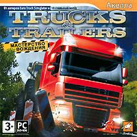 Trucks & Trailers. Мастерство вождения, Акелла / SCS Software