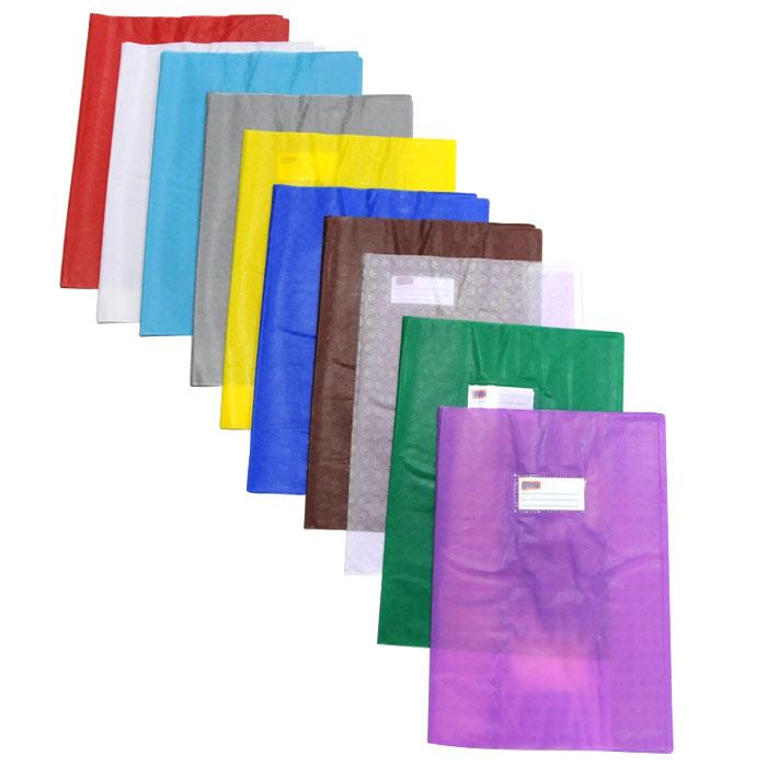 Обложка для тетрадей Boom Diamond, 10 шт. BMP160/A4SM-10DM-77BMP160/A4SM-10DM-77Цветная обложка для тетрадей Diamond защитит поверхность от изнашивания и загрязнений. Обложка выполнена из прочного пластика ПВХ.