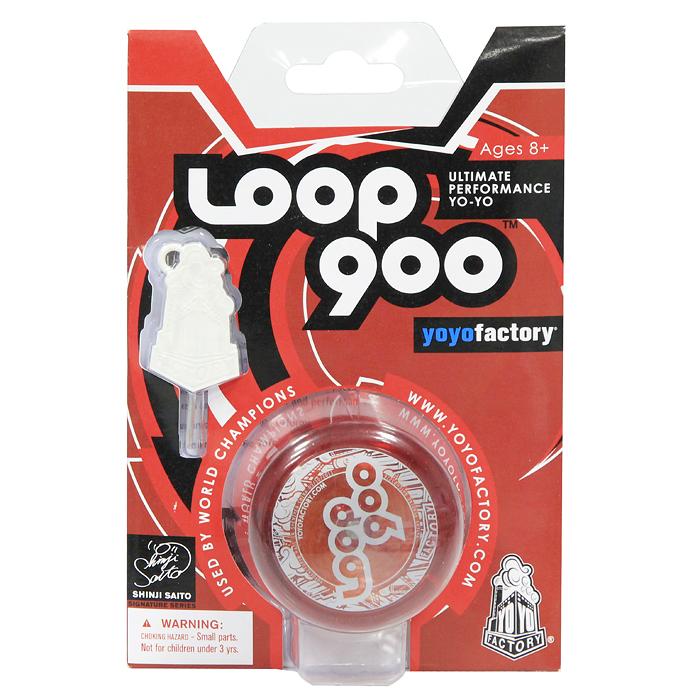 YoYoFactory Йо-йо Loop 900Loop 900Йо-йо YoYoFactory Loop 900 - это узнаваемый H-профиль, идеальное покрытие и стабильность, неизменное качество исполнения. На веревке йо-йо сидит великолепно, а игра с ним одно удовольствие! Йо-йо - это игрушка, состоящая из двух симметричных половинок соединенных осью, к которой прикреплена веревка. Современный йо-йо значительно отличается от тех, к которым многие привыкли. Сейчас йо- йо - это такая же часть молодежной культуры как скейт, ВМХ или сноуборд. Йо-йо популярно во многих странах мира, таких как Россия, США и Япония. Ежегодно во всем мире проходят различные чемпионаты по игре с йо-йо, в том числе и Чемпионат России, в котором собираются лучшие игроки со всей страны.