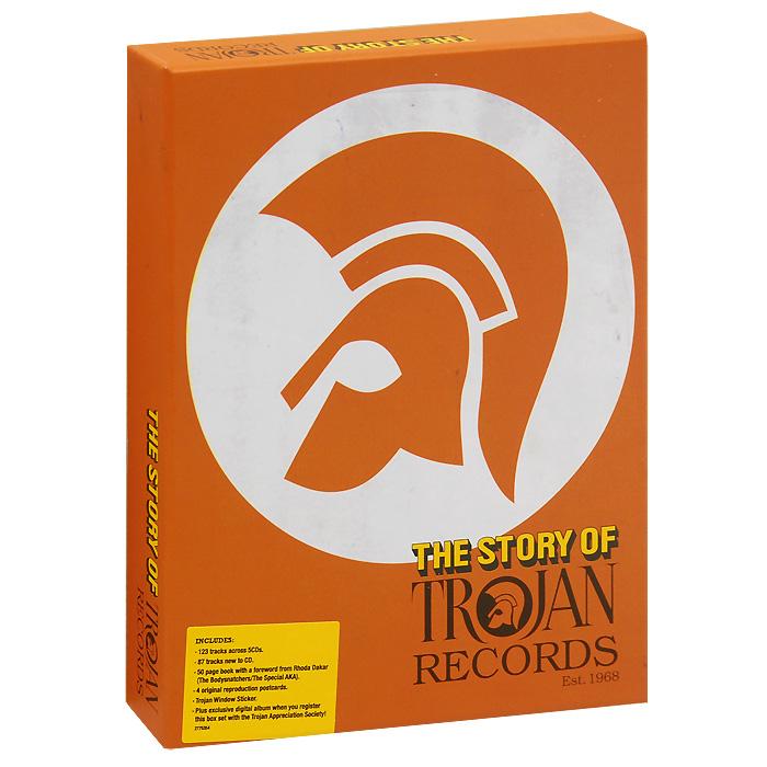 Издание содержит 54-страничный буклет с редкими фотографиями и дополнительной информацией на английском языке, 4 открытки с трек-листами и переводную картинку с эмблемой Trojan Records.