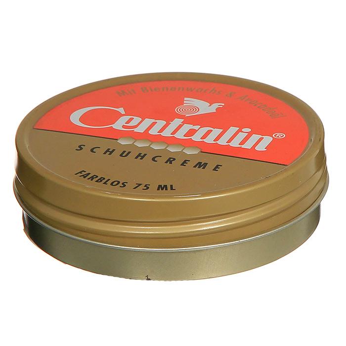 Крем для обуви Centralin, цвет: бесцветный, 75 мл252000*Крем Centralin предназначен для обуви из гладкой кожи и кожзаменителя. Крем обеспечивает эффективный уход за обувью.