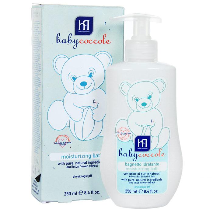 Пена для ванны Babycoccole. The Bath, увлажняющая, 250 мл4135Увлажняющая пена для ванны Babycoccole. The Bath с чистыми натуральными ингредиентами и экстрактом цветов лотоса. Увлажняющая и смягчающая пена для ванн, созданная с заботой о нежной коже. Особенно подходит для чувствительной кожи новорожденных и маленьких детей. Расслабляет и защищает кожу благодаря чистым и натуральным ингредиентам, таким как бетаглюкан овса, витамин F из льняного масла, а также всей нежности экстракта цветов лотоса.