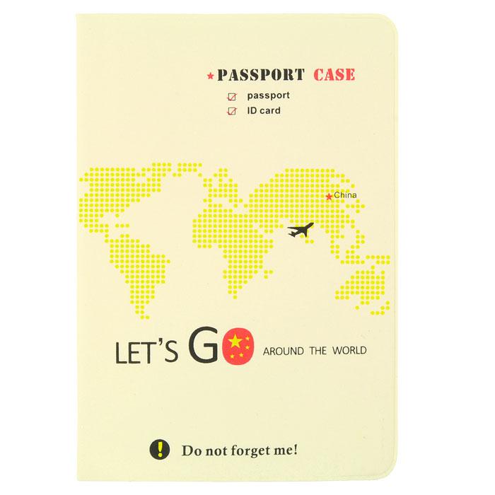 Обложка для паспорта Lets Go China0401045Обложка для паспорта Lets Go China не только поможет сохранить внешний вид ваших документов и защитит их от повреждений, но и станет стильным аксессуаром, идеально подходящим вашему образу. Яркая и оригинальная обложка подчеркнет вашу индивидуальность и изысканный вкус. Обложка для паспорта стильного дизайна может быть достойным и оригинальным подарком.