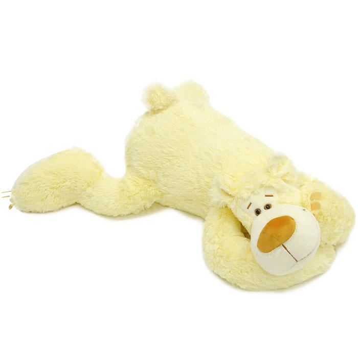 Мягкая игрушка Медведь-лежебока, 85 смМЛБ3ЛСимпатичный медведь-лежебока поднимет вам настроение и непременно вызовет улыбку! Он придется по душе каждому, кто возьмет его в руки, став замечательным подарком, как ребенку, так и взрослому. Игрушка выполнена из необычайного мягкого и приятного на ощупь материала и подарит своему обладателю мгновения нежных объятий и приятных воспоминаний. Мягкая игрушка может стать милым подарком, а может быть и лучшим другом на все времена.