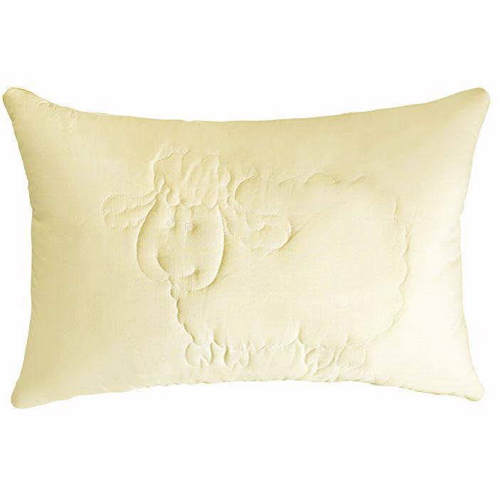 Подушка Dolly, 50 х 72 см1106106010Угадывая Ваши желания о комфортных постельных принадлежностях с лечебным эффектом, компания Primavelle создала двухкамерную подушку Dolly с художественной стежкой «Овечки». Внешний слой - натуральная высококачественная шерсть, известная с давних времен своими лечебными свойствами. Ланолин, который содержится в шерсти, успокаивает нервную систему, улучшает общее самочувствие. Внутренний слой - экологически чистый наполнитель Экофайбер™. Такое разделение позволяет подушке быть упругой, а не плоской, как обычно. Подушка Dolly принимает форму тела, что позволяет ортопедически правильно поддерживать позвоночник. Подушка Dolly подойдет всем, кто заботится о своем здоровье и ценит красоту изделия.(упаковка -сумка ПВХ)