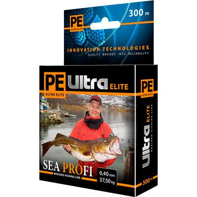 �������� ���� PE Ultra Elite Sea Profi, ������� 0,35 ��, ����� 300 � - Aqua10-23-35-RG����� �������� ������ Sea Profi � Sea Master ����������� �� 100% ��������� UHMW PE