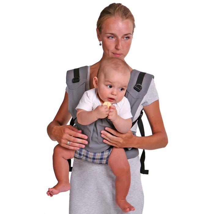 Эргономический слинго-рюкзак Бебимобиль, цвет: серыйРБМ01-001Эргономичный слинго-рюкзак с анатомическим поясом для родителя и широкой посадкой для малыша. Единственная на рынке модель с двумя уникальными возможностями: увеличить ширину сиденья для подросших малышей и посадить ребенка лицом вперед. Специалисты по детскому развитию утверждают, что возможность носить малыша лицом вперед очень важна для его правильного физического, психологического и соматического развития. Особенности слинго-рюкзака: -мягкое сиденье из супердышащих материалов; -широкие упругие лямки; -два удобных кармана на молниях; -очень прост в использовании и регулировке; -выполнен из натурального хлопка; -идеален для переноски детей в возрасте от 4-х месяцев до 3-4 лет.