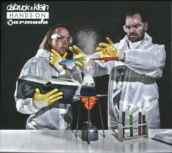Dabruck & Klein. Hands On. Armada (2 CD) 2011 Audio CD