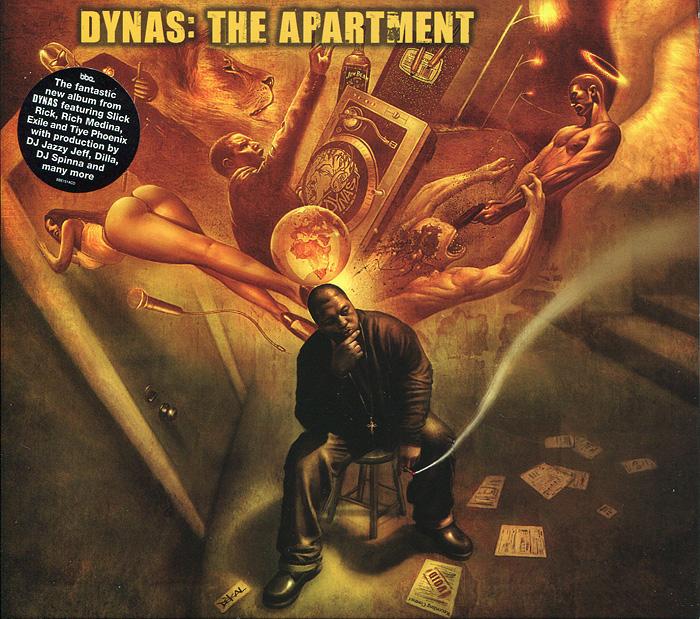 Dynas. The Apartment