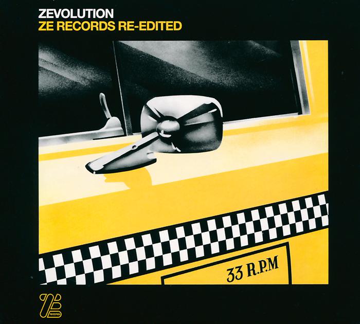 Zevolution. Ze Records Re-Edited