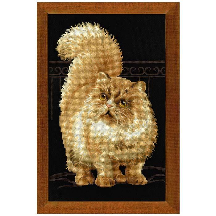 Персидский кот;