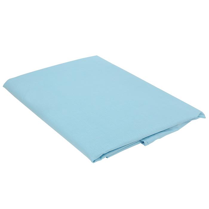 Пододеяльник Style, цвет: голубой, 145 х 210 см115911102Пододеяльник Style изготовлен из сатина и абсолютно безопасен даже для самых маленьких членов семьи. Он обладает высокой плотностью, необычайной мягкостью и шелковистостью. Пододеяльник из такого хлопка выдержит большое количество стирок и не потеряет цвет. Прорезь для одеяла расположена сбоку и закрывается на застежку-молнию.