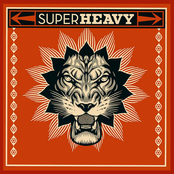 SuperHeavy. SuperHeavy (LP)