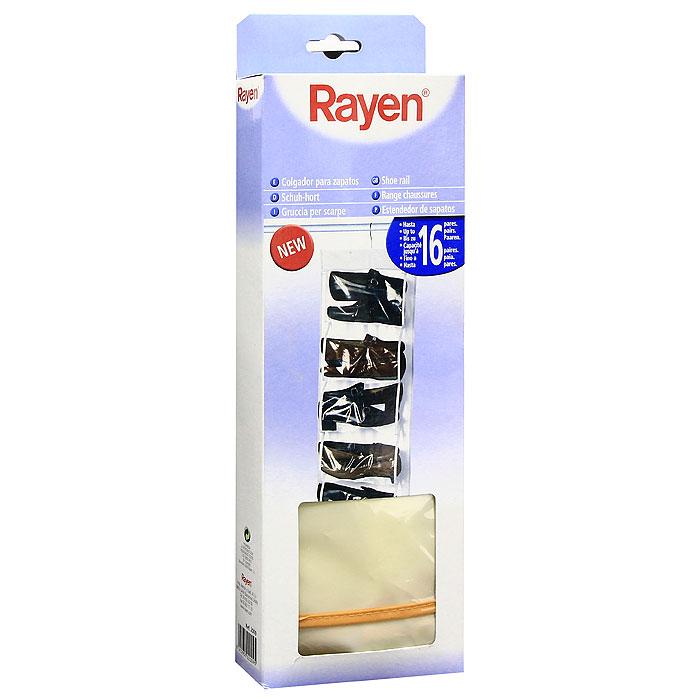 """Футляр для хранения обуви  """"Rayen """", 32 см х 125 см. Rayen."""