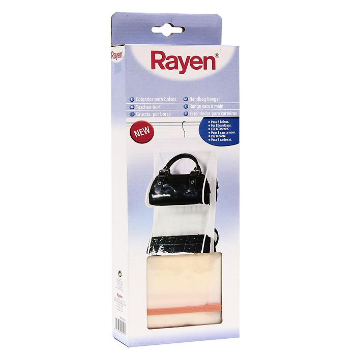 """Футляр для хранения сумок  """"Rayen """", 33 см х 112 см Rayen."""
