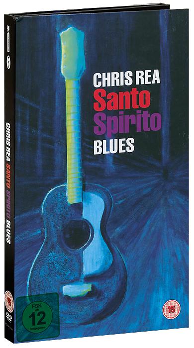 Chris Rea. Santo Spirito Blues (3 CD + 2 DVD)