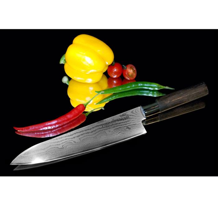 Нож поварской Tojiro Shippu, длина лезвия 24 см