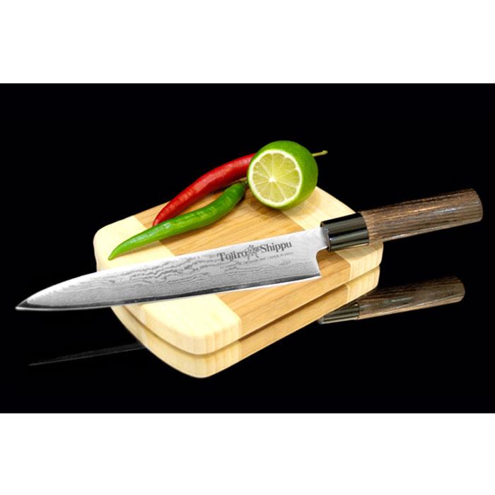 Нож поварской Tojiro Shippu, длина лезвия 21 см