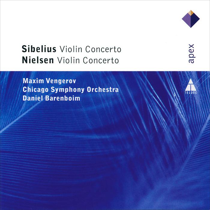 Nielsen / Sibelius. Violin Concertos