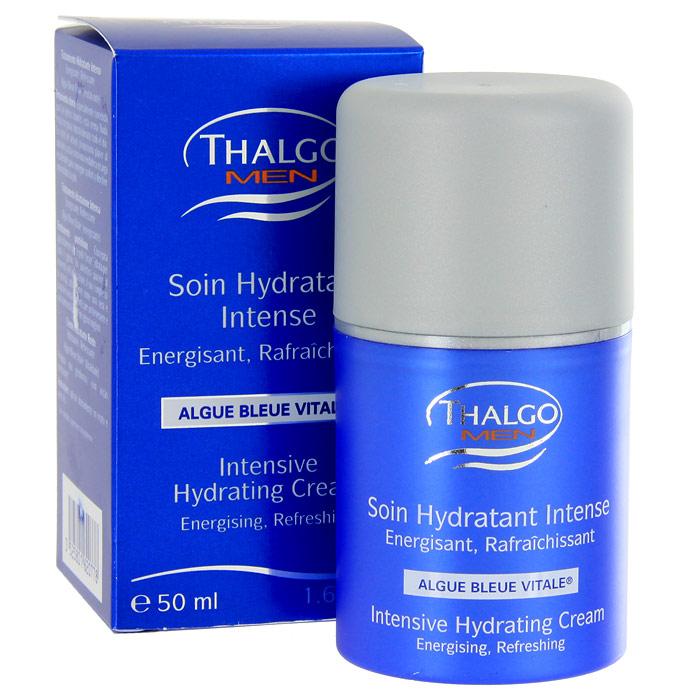 Крем Thalgo Men, увлажняющий, интенсивный, 50 млVT5210Освежающий нежирный крем Thalgo Men увлажняет кожу в течение всего дня. Особенно рекомендуется для кожи с ощущением стянутости. Доставляет удовольствие при нанесении. Гель, насыщенный активными компонентами, глубоко увлажняет кожу, восстанавливая комфорт и сияние.